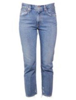 Cigarette Low Slung   Slim Fit Jeans by Agolde