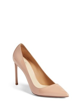 Pointy Toe Pump by Francesco Russo
