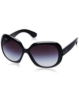 Ray Ban Women's Rb4098 Non Polarized Jackie Ohh Ii Sunglasses by Ray Ban