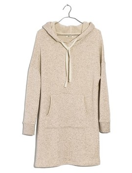 Hooded Sweatshirt Dress by Madewell