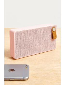 Fresh 'N Rebel Rockbox Slice Pink Fabriq Speaker by Urban Outfitters