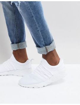 Loyalty & Faith Spinningfield Sneakers In White by Sneakers