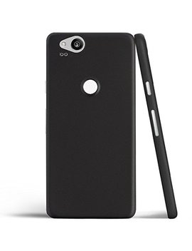 Pixel 2 Case, Thinnest Cover Premium Ultra Thin Light Slim Minimal Anti Scratch Protective   For Google Pixel 2 | Totallee (Midnight Black) by Totallee