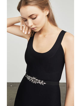 Stone Leaf Belt by Bcbgmaxazria
