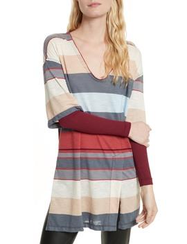 Kate Stripe Tunic by Free People