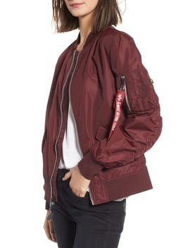 L 2 B Scout Water Resistant Flight Jacket by Alpha Industries