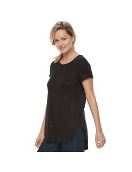 Women's Apt. 9® Essential High Low Tunic by Apt. 9