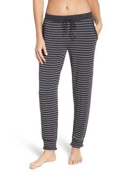 Stripe Jersey Lounge Pants by Pj Salvage