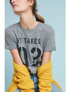 Sol Angeles It Takes Two Graphic Tee by Sol Angeles
