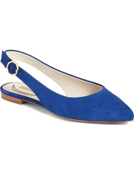 Astrya Slingback Flat by Louise Et Cie