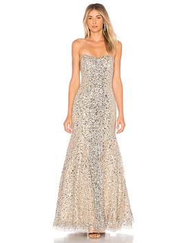 Renee Embellished Gown by Parker Black