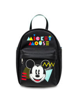 Mickey Mouse '80s Flashback Backpack by Disney