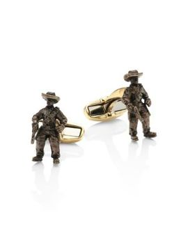 Cowboy Cuff Links by Paul Smith