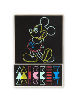 Mickey Mouse '80s Flashback Pin by Disney