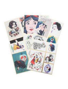 Art Of Snow White Lithograph Set   Limited Edition by Disney