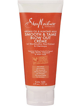 Argan Oil Argan Oil & Almond Milk Smooth & Tame Blow Out Crème by Shea Moisture
