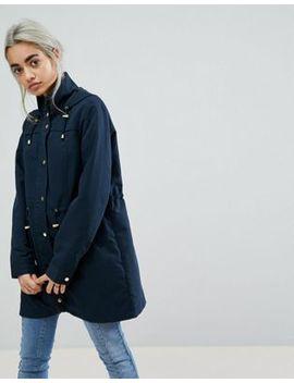 Vero Moda Petite Light Weight Parka Jacket by Vero Moda Petite