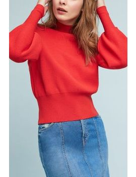 Alma Knit Pullover by Just Female