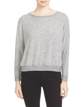 Soft Joie Giardia Drop Shoulder Sweater by Joie