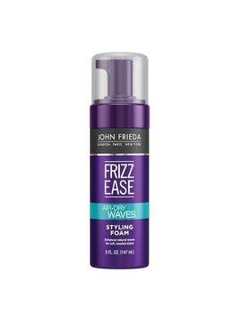 John Frieda Frizz Ease Dream Curls Air Dry Waves Styling Foam, 5 Ounces by John Frieda