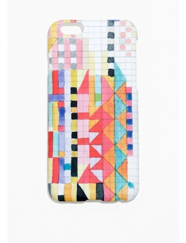 Geo Doodle I Phone 6 Case by & Other Stories