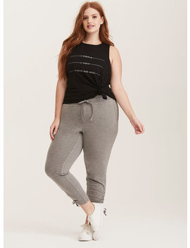 Torrid Active   Side Cinch Jogger Pants by Torrid