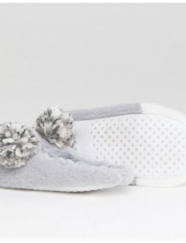 Head Over Heels By Dune Novelty Slippers by Head Over Heels By Dune