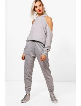 Lauren Athleisure Basic Sweat Joggers by Boohoo
