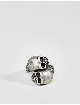 Steve Madden Skull Ring by Ring