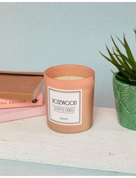 Pimkie Rosewood Scented Candle by Pimkie