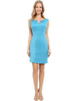 Scuba Knit Sheath Dress by Adrianna Papell