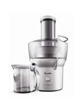 Breville The Juice Fountain Compact Wide Mouth Slow Juicer by Kohl's