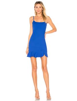 Shayla Ruffle Mini Dress by By The Way.
