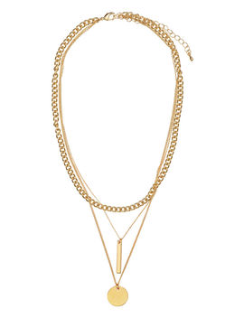 3 Strand Necklace by H&M