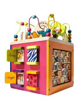 B. Toys Zany Zoo by B.
