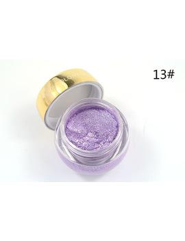 Love Alpha 3 D Glitter Eye Shadow Palette Gel Metallic Powder Pigment Nude Eyeshadow Highlighter Shining Maquiagem Brand Makeup by Art Beauty Store