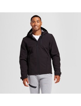 Men's Softshell Hooded Jacket   C9 Champion® by C9 Champion®