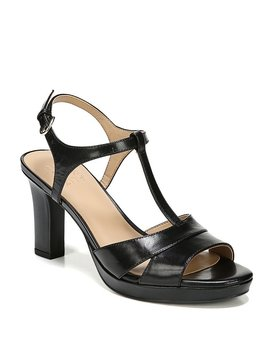 Finn T Strap Dress Sandals by Naturalizer