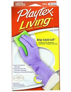 Playtex Gloves Living   Large   3 Pairs by Playtex