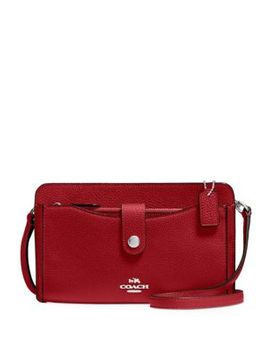 Multi Function Leather Bag by Coach