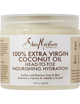 100 Percents Extra Virgin Coconut Oil by Shea Moisture
