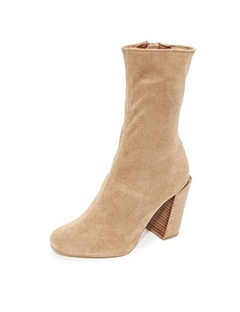 Perouze Stretch Ankle Booties by Jeffrey Campbell