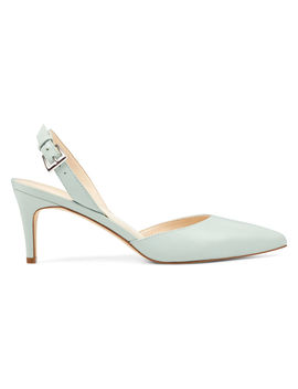 Ebbs Pointy Toe Pumps by Nine West