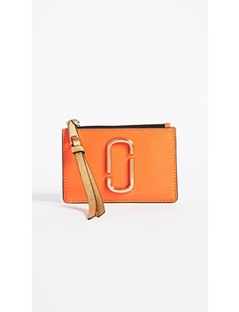 Snapshot Top Zip Multi Wallet by Marc Jacobs