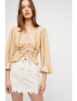 Young Love Top by Free People