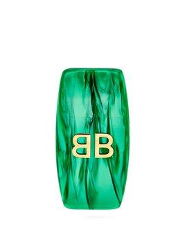 Logo Single Clip Earring by Balenciaga