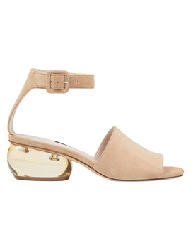 Enyo Ankle Strap Sandals by Nine West