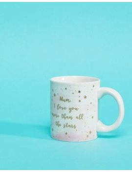 Sass & Belle Mum I Love You Mothers Day Mug by Sass & Belle