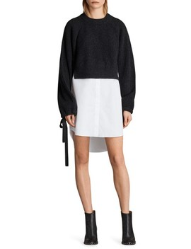 Sura Sweater Dress by Allsaints