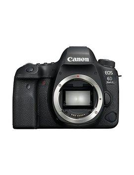 Canon Eos 6 D Mark Ii Digital Slr Camera   Black by Canon
